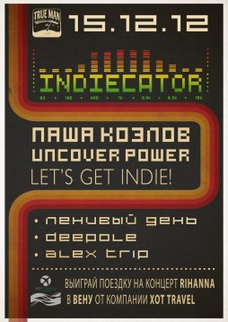 Uncover Power. Indie-Cator