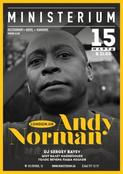 Andy Norman UK