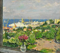 Выставка искусства: Ретро-выставка, посвящённая 50-летию выставочного зала Одесской Областной Организации Национального Союза Художников Украины