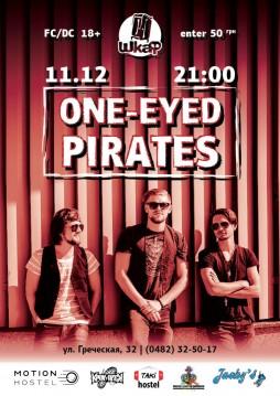 Концерт: One-eyed Pirates