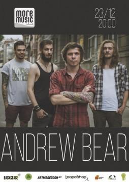 Концерт: Andrew Bear