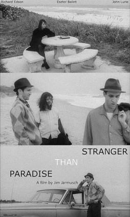 Фильм: Более странно, чем в раю