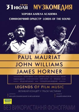 Legends of Film Music