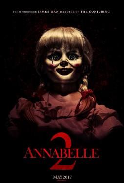 Проклятие Аннабель: Зарождение ужаса / Annabelle: Creation
