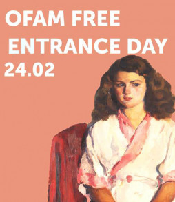 OFAM Free Entrance Day