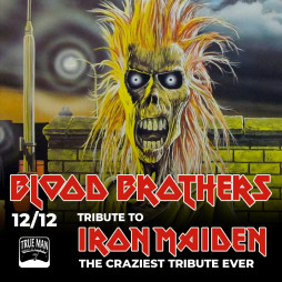 Blood Brothers | tribute to Iron Maiden