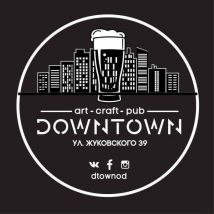 Art-craft pub Downtown