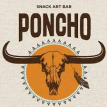 Poncho Snack Art Bar