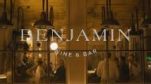 Benjamin wine and bar